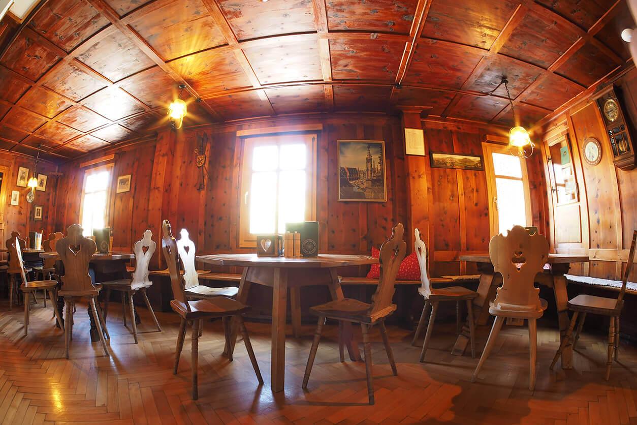 Matratzenlager hütte  DAV-Hütte online buchen - Freiburger Hütte an der Roten Wand ...